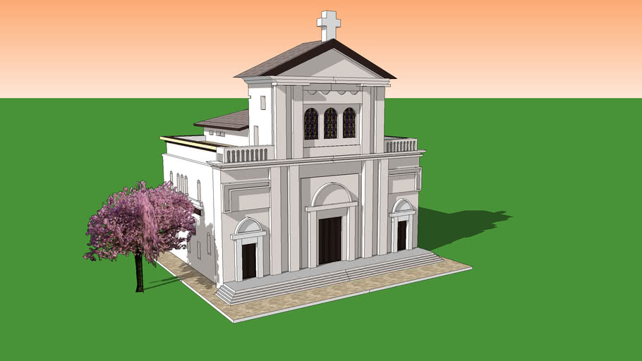 Canevari's Church italian