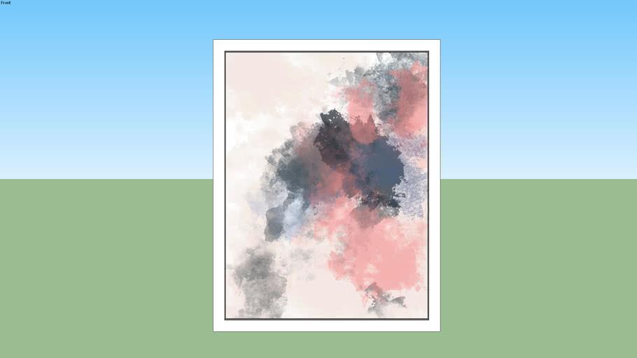 Quadro-Colors Of Dreams II