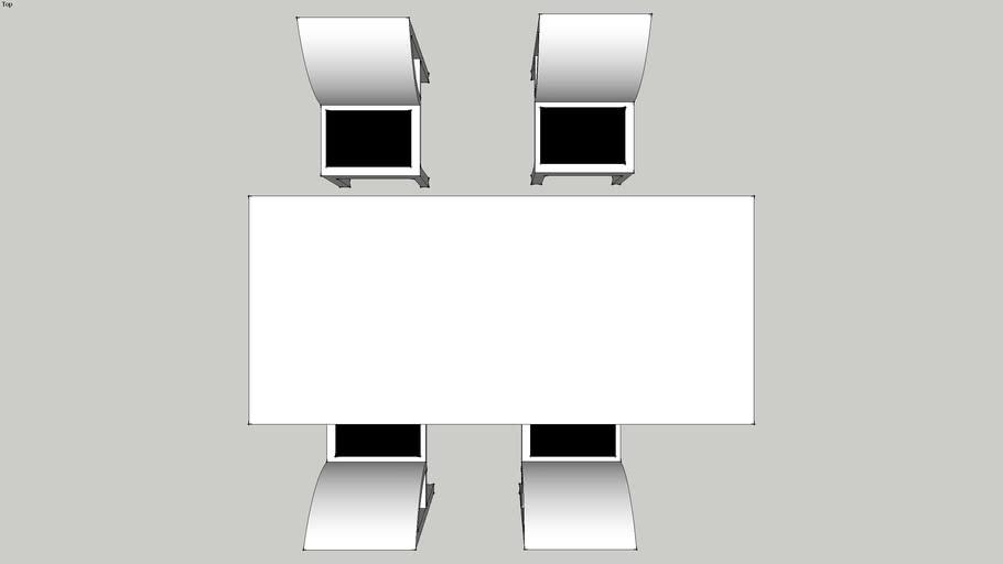 tafels en stoelen chiel