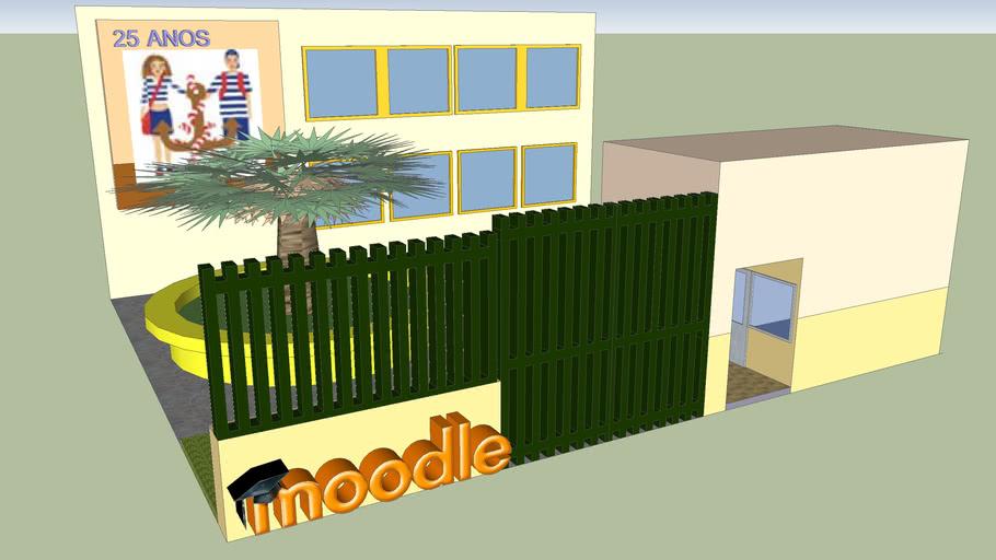 Plataforma Moodle Escola