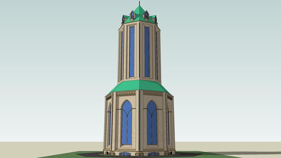 Gothic Skyscraper