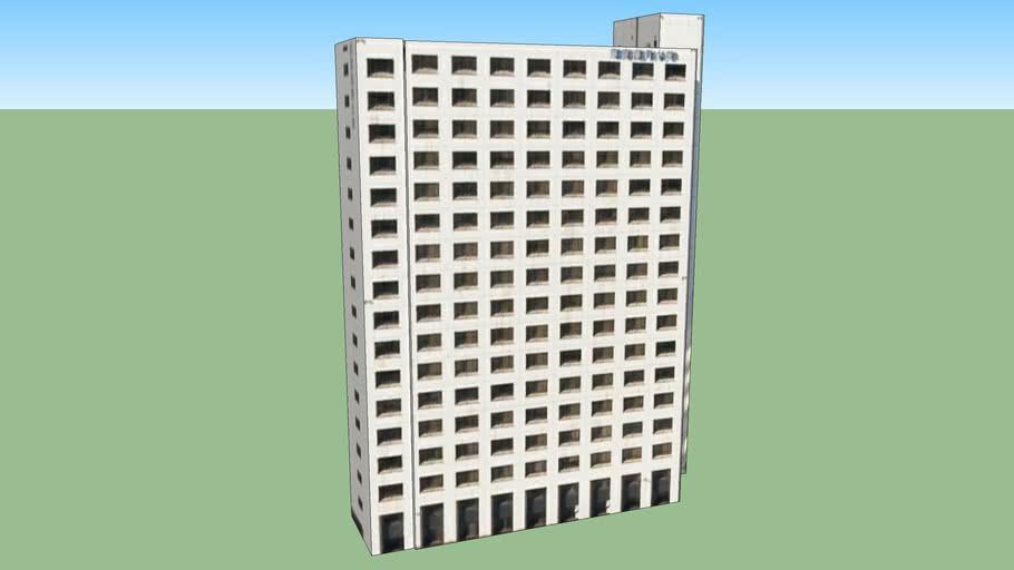Building in Shinjuku Ward, Tōkyō Metropolis, Japan