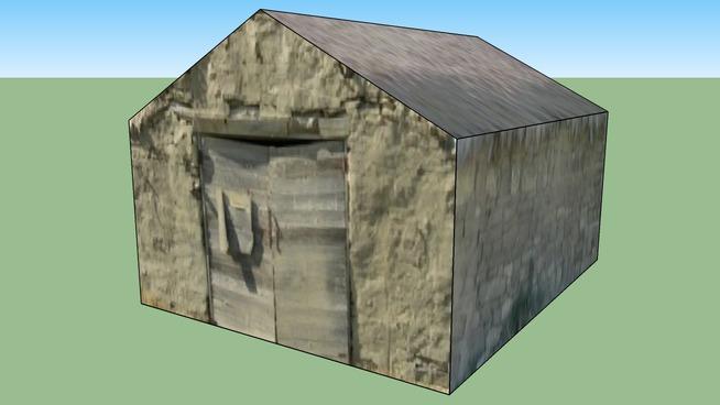 Hutmacher Ruins 1