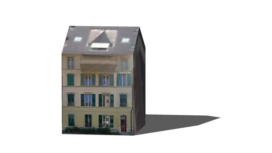 Bâtiment situé Morges, Suisse