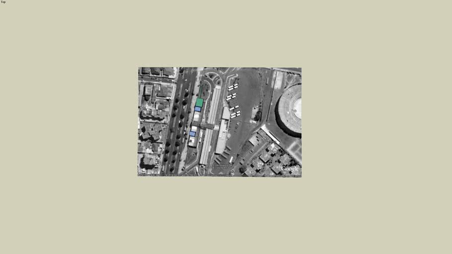 Estacion Norte del Trole (Beta)