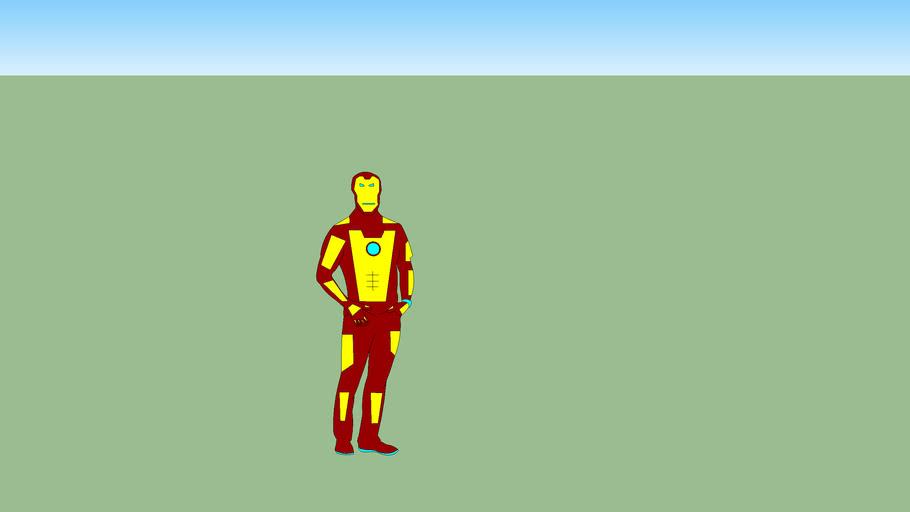 the true iron man