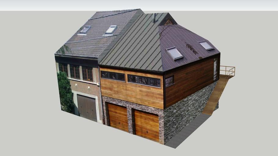 Maison d'habitation Detelec