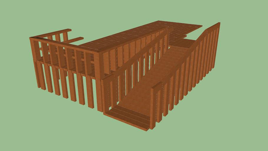 Twin Pine's Porch (pt1)