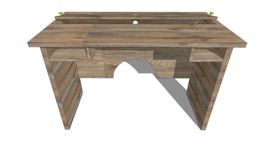 eciitarra work desk