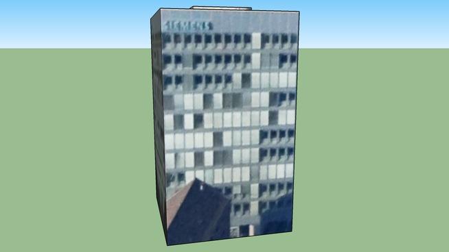 Building in Dortmund, Germany