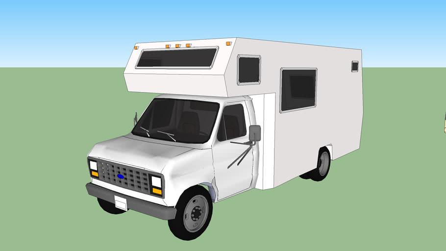 Ford Econoline Class C RV