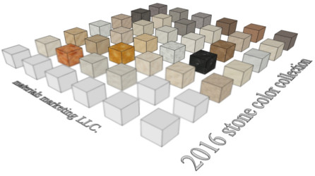 Stone Color collection