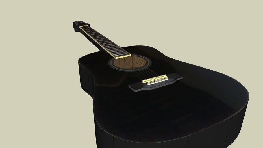 elypse black acoustic