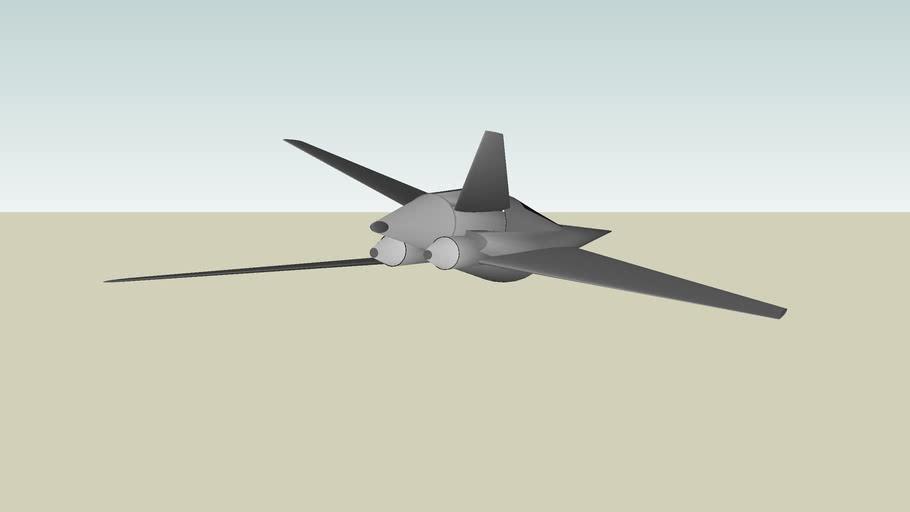 nouveau modèle d'avion de combat