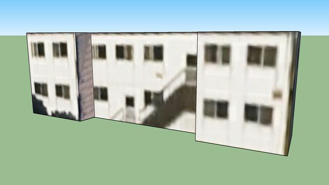 Строение по адресу Фукуока, Япония