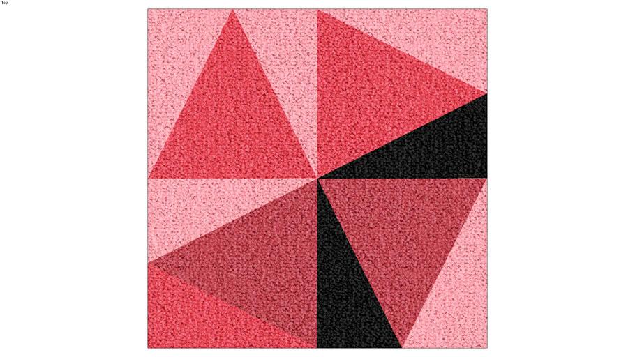 La Démesure de Sophinette coloris 2 50x50cm
