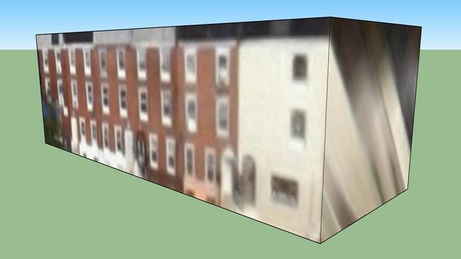 Building in فیلادلفیا، پنسیلوانیا، ایالات متحده آمریکا