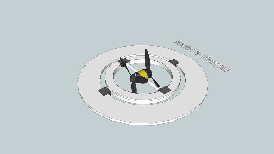 3 Axis VTOL Disk
