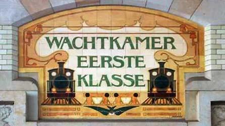 Dutch train stations ─ Nederlandse treinstations