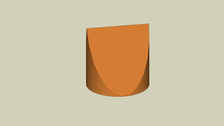 Square Circle Triangle Block