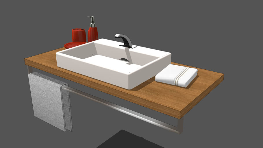 Sink unit 1