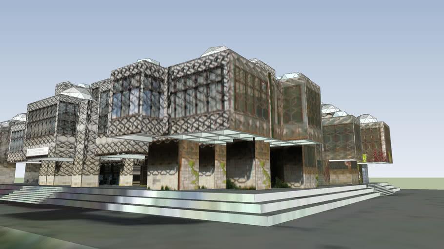 The National and University Library of Kosova