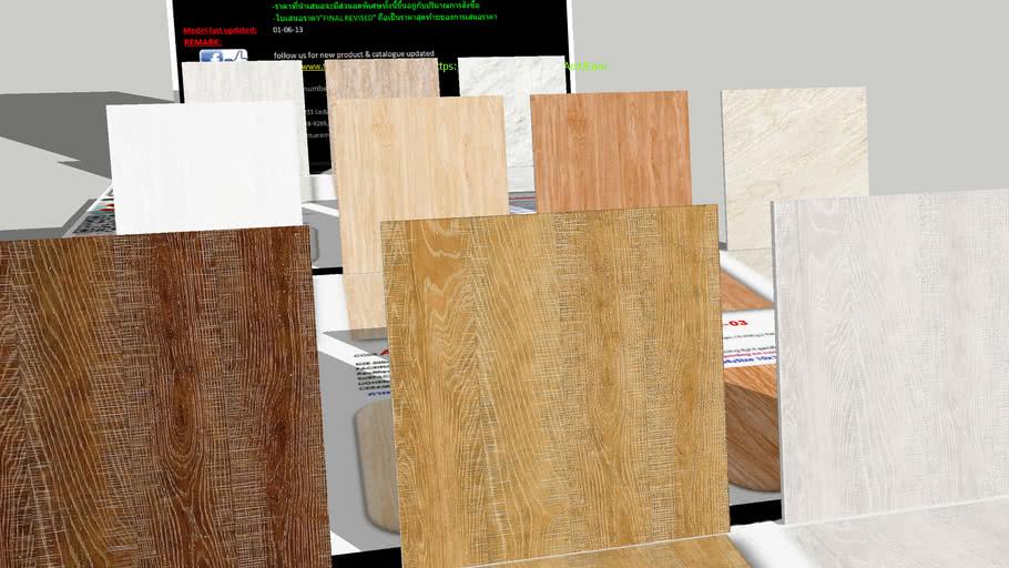กระเบื้อง Digital Printing HD Ceramic Tiles ActUEarn3D Catalogue Part003