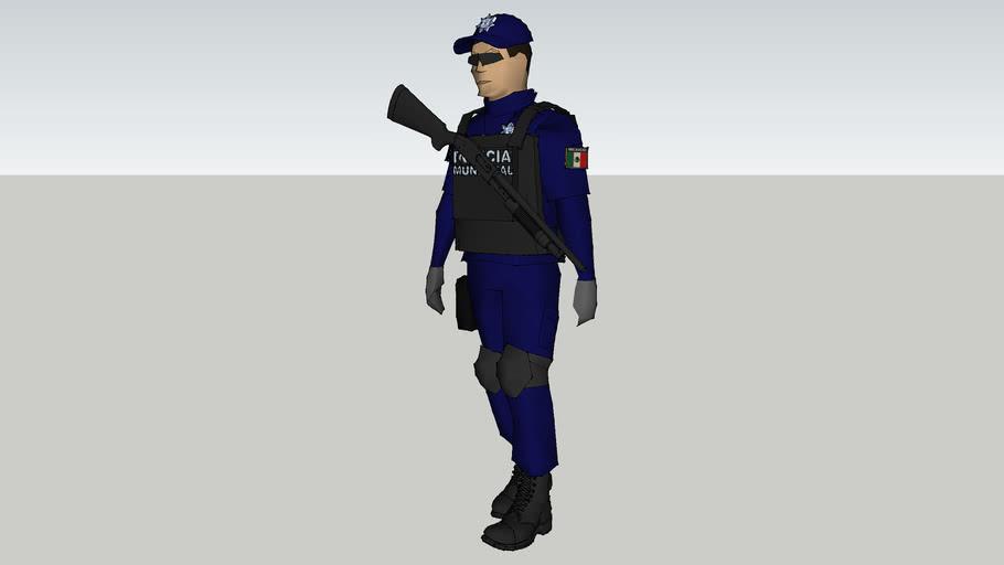 POLICIA MUNICIPAL DE SAN MIGUEL EL ALTO JALISCO