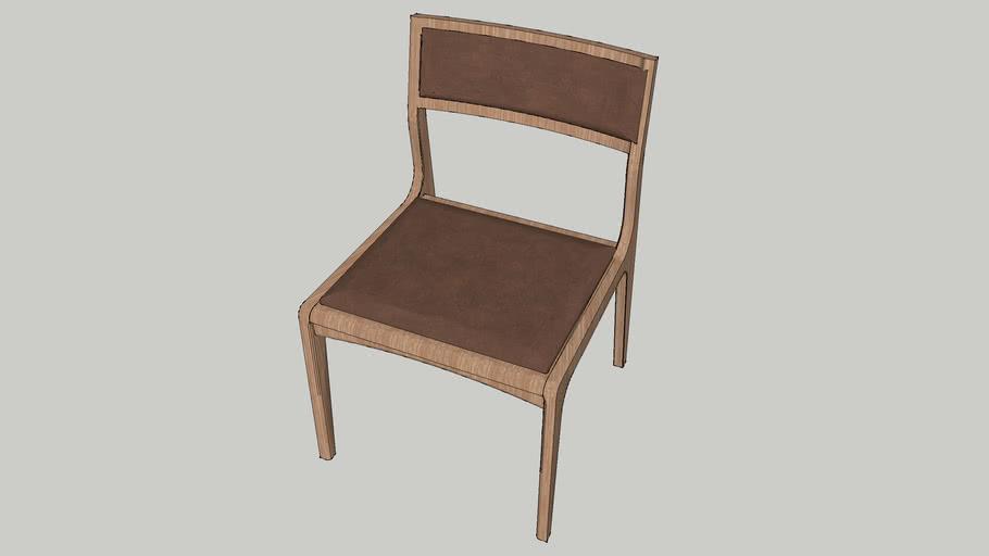Cadeira Marina sem braço