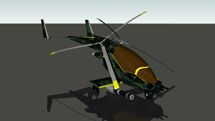 hvr-7 atack helicopter