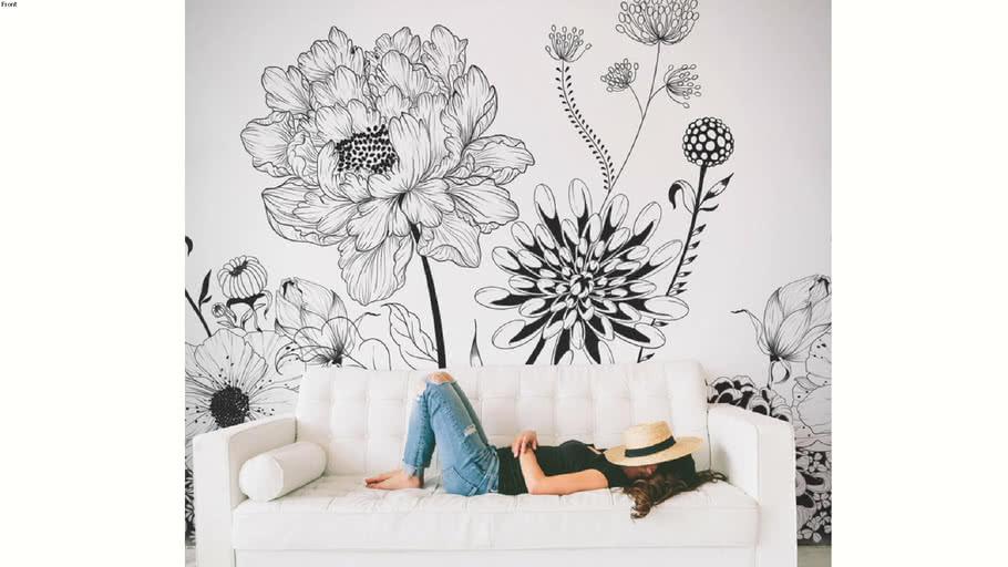 Papier peint panoramique Acte-Deco Kahli