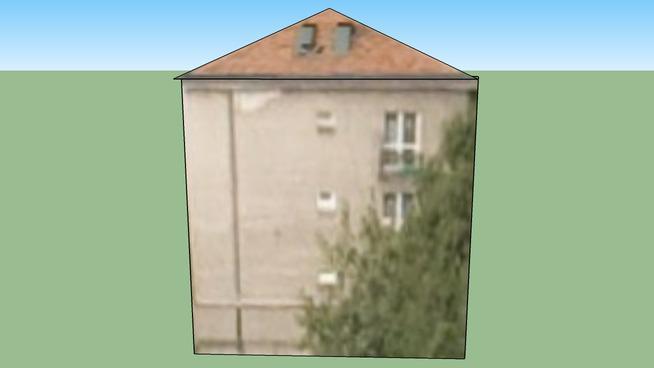 Budynek przy Sapieżyńskiej
