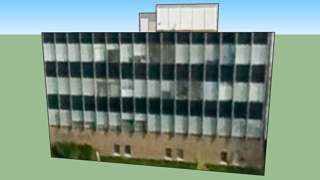 Cohn Building at Wayne State University