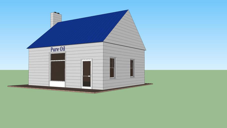 Pure Oil Cottage