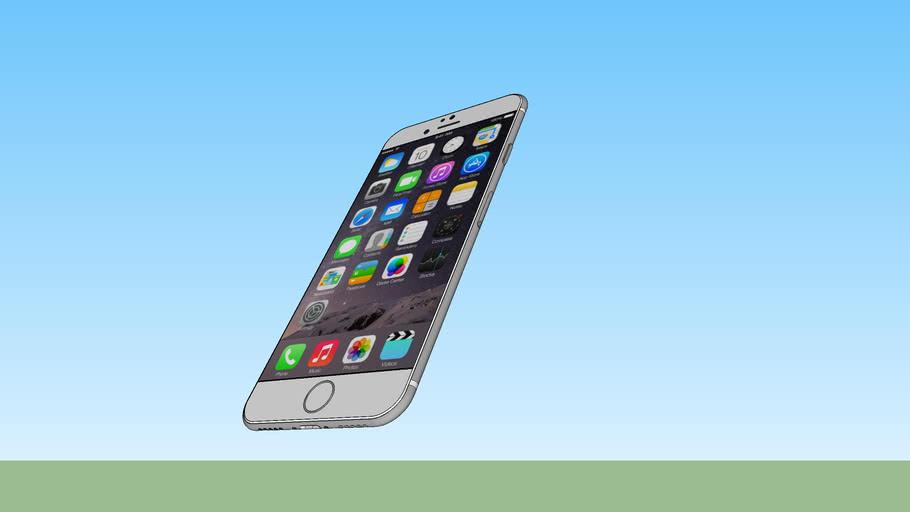 Concept IPhone 7 Plus / Silver (5,5 pouces)