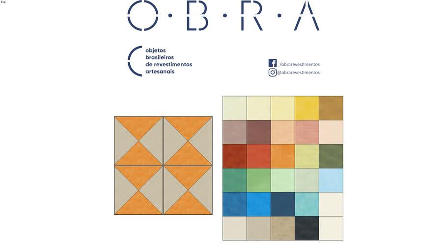 Ladrilho Frida - OBRA Revestimentos