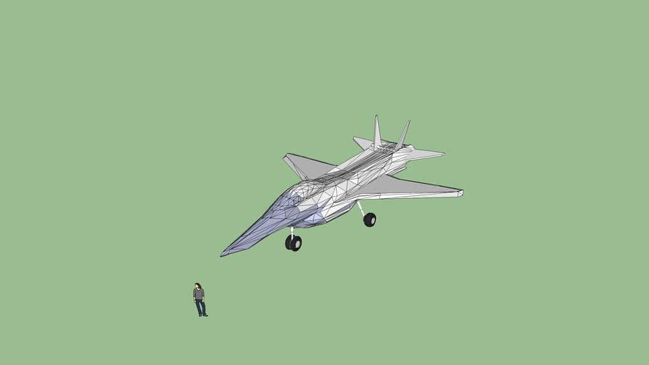 NEG Jet fighter template