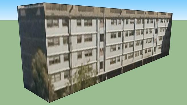 Budova na adrese Victoria 3141, Austrálie