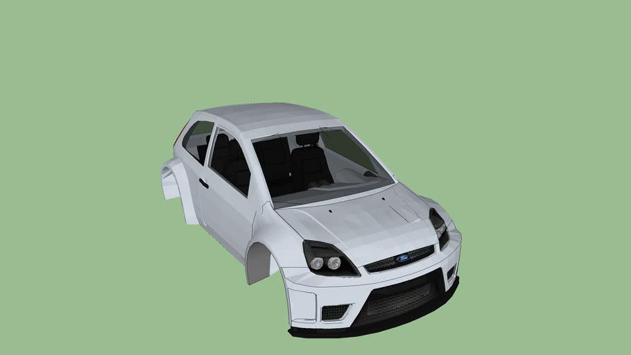 Ford Fiesta Body