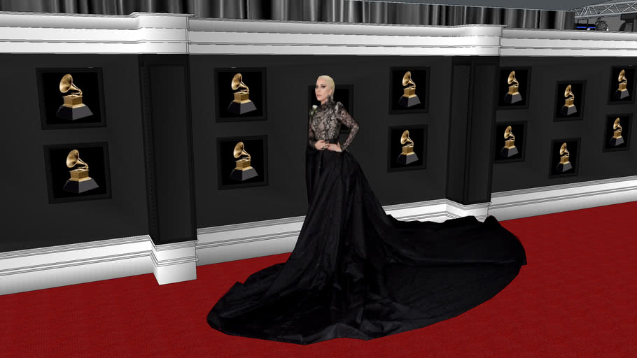 grammy awards 2018 red carpet 3d warehouse grammy awards 2018 red carpet 3d