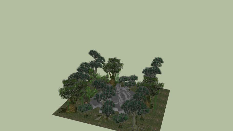 Halo 4 Jungle map addition