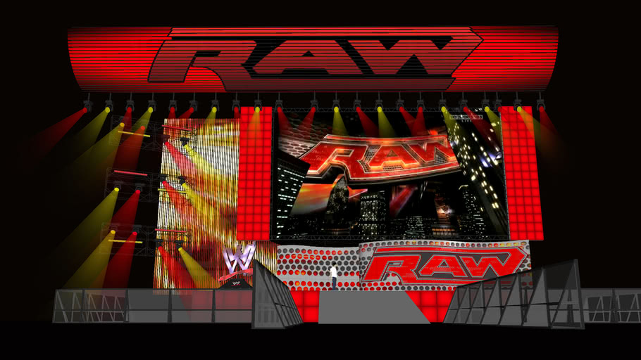 WWE RAW HD