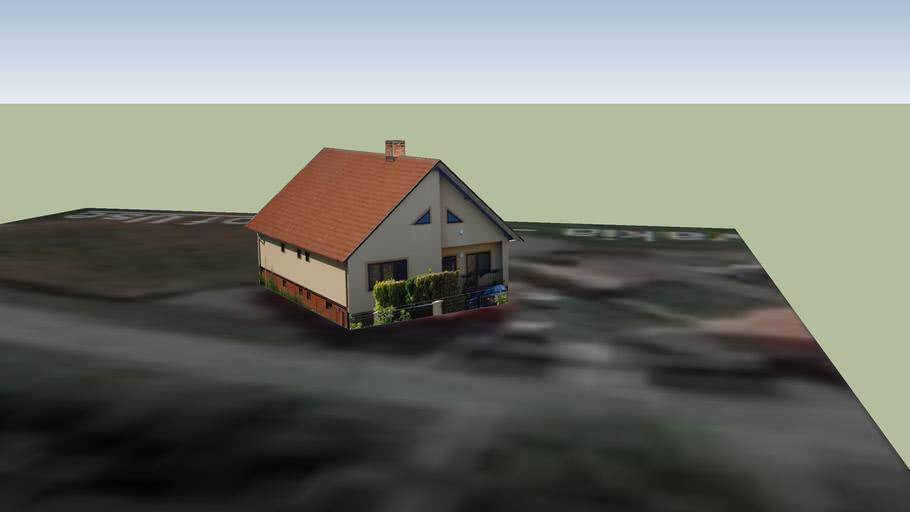Farkas Józsiék családi háza