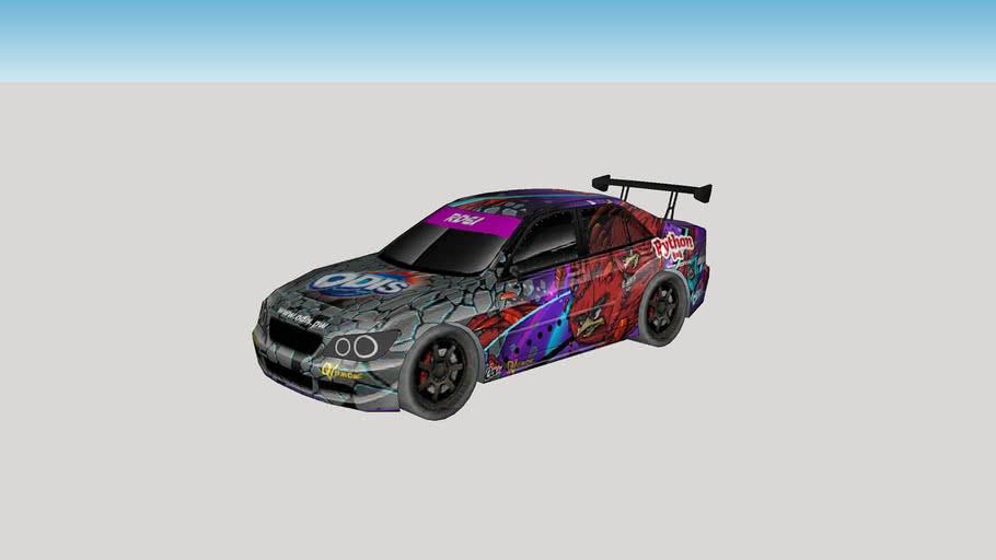 2004 Toyota Altezza ODIS Drift
