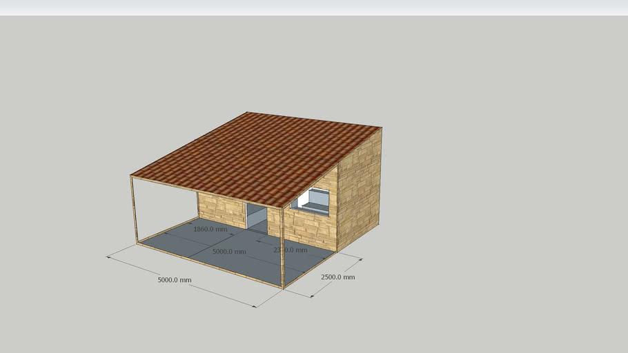 model ev prefabrik