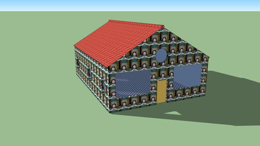 Casa Mavi con diseño