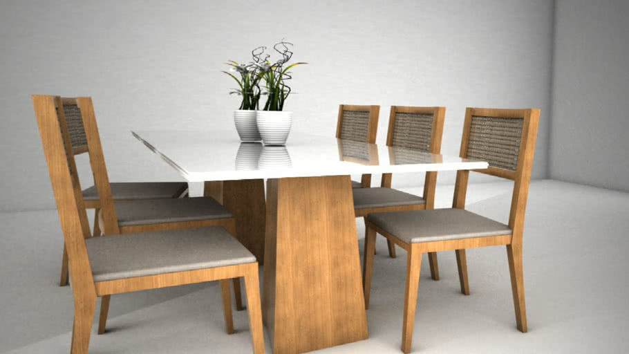 Mesa de Jantar - Dining table