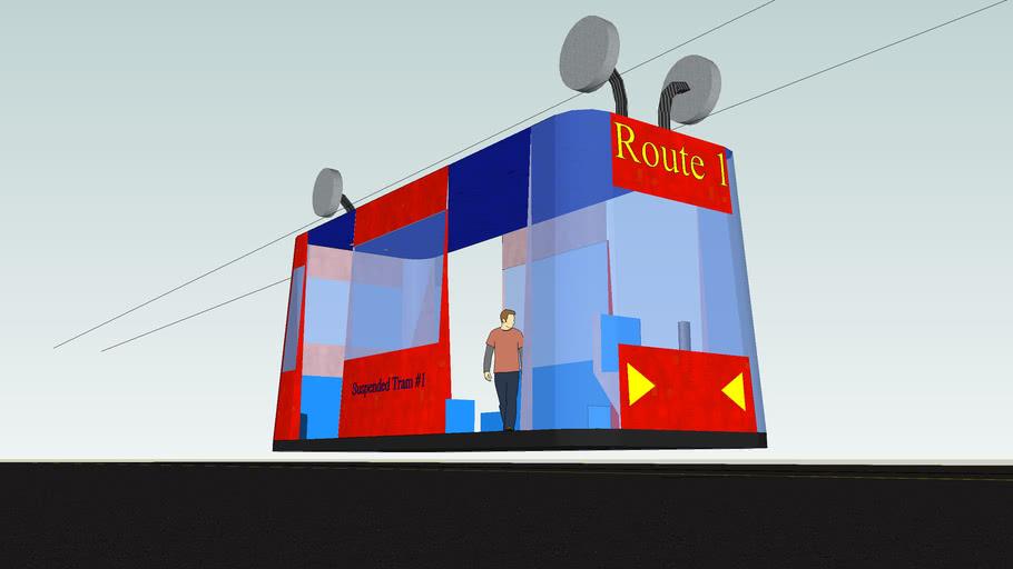 Suspended Tram