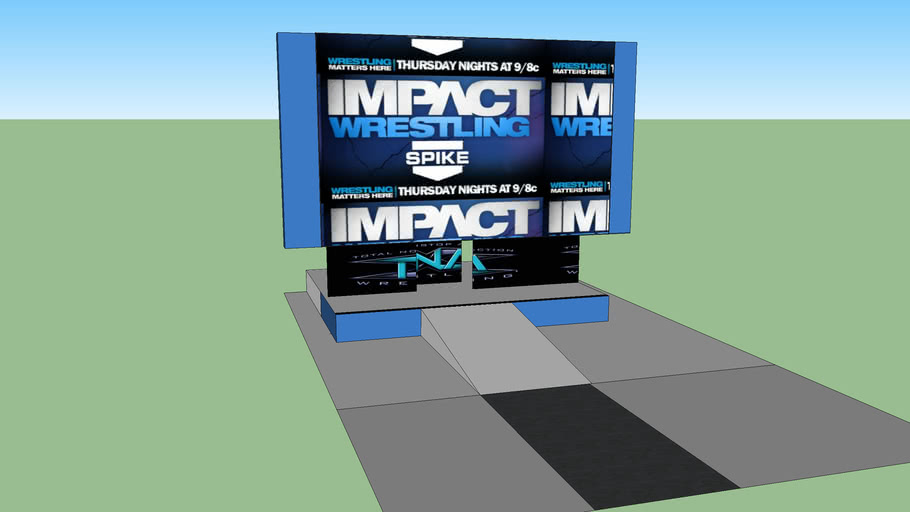 tna  impact stage 2011