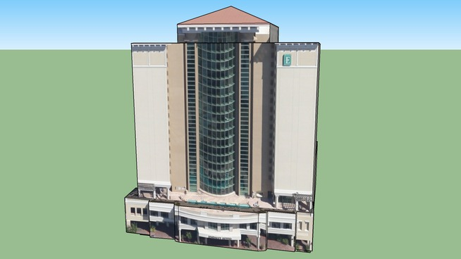 Embassy Suites Tampa (Downtown)